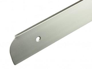 Aluminium Profile For 28 mm Kitchen Countertops - Right