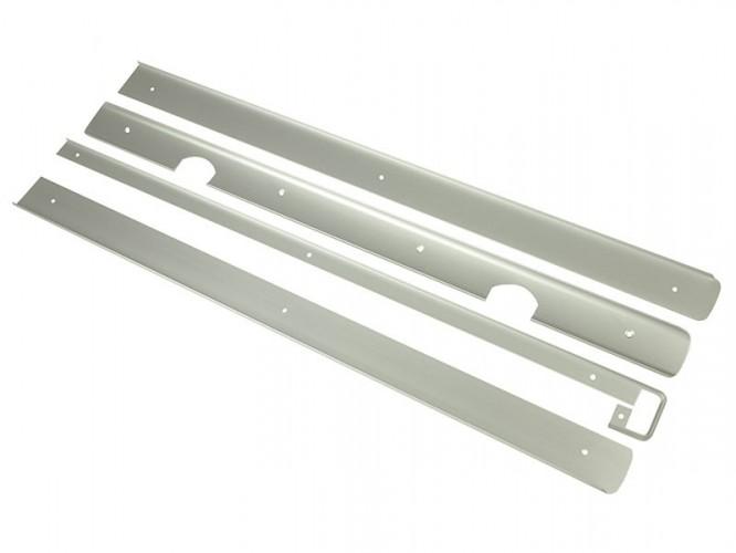 Лайстна за кухненски плотове с дебелина 38 мм - Лява