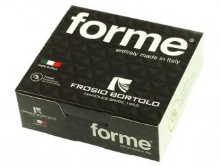Дръжки за интериорни врати Forme Fashion Modena - Черен мат, За обикновен ключ