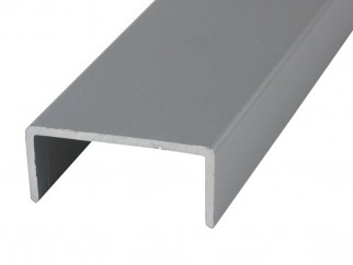 PNC18 U-shaped Aluminium Profile For Furniture