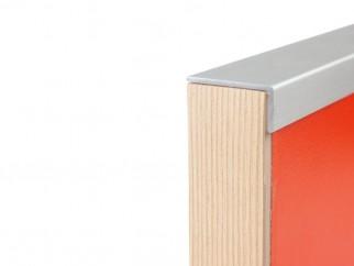 Алуминиев Г-образен профил за мебели PPL18