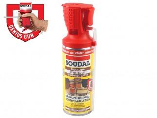 Soudal Genius Gun Polyurethane Handwork Foam - 300 ml