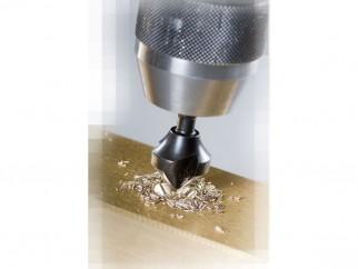 """Конусовидни зенкери за метал Alpen HSS - 1/4"""" опашка"""