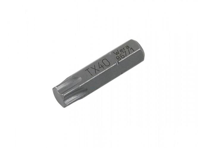Накрайник (бит) за отвертка Wera Classic - TX 40
