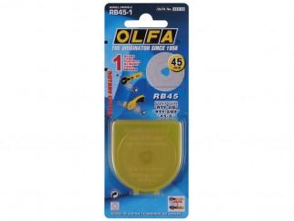 Olfa RB45 Steel Rotary Spare Blade