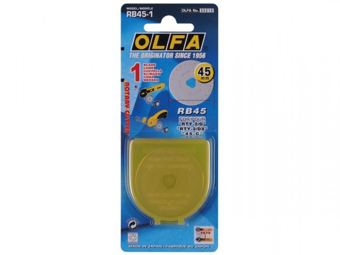 Резец (режеща пластина) за ротационни макетни ножове OLFA RB45