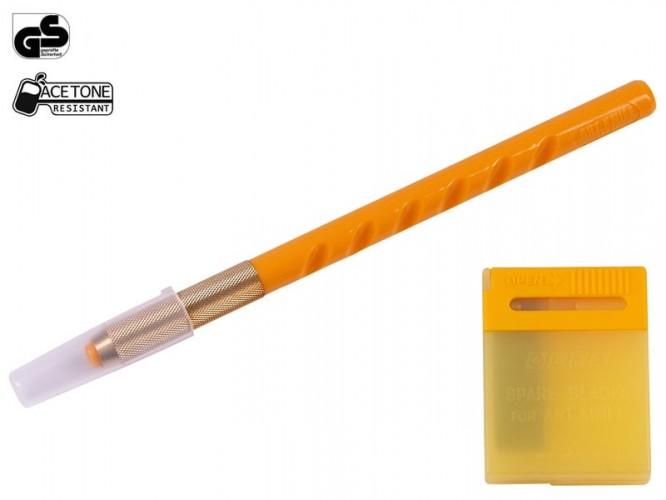 Хоби арт нож (тип скалпел) OLFA AK-1
