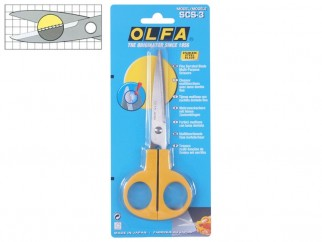 OLFA SCS-3 Multi-purpose Scissors