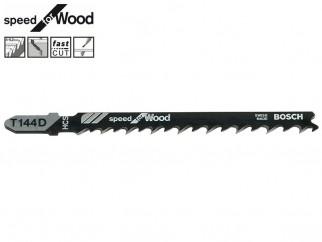 Bosch T144D Jigsaw Blade - For Wood