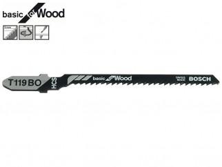 Нож за зеге за дърво Bosch Basic for Wood T119BO