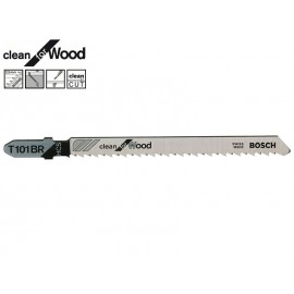 Нож за зеге за дърво Bosch Clean for Wood T101BR