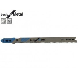Нож за зеге за метал Bosch Basic for Metal T118A