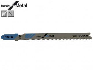 Bosch Basic for Metal T118A Jigsaw Blade