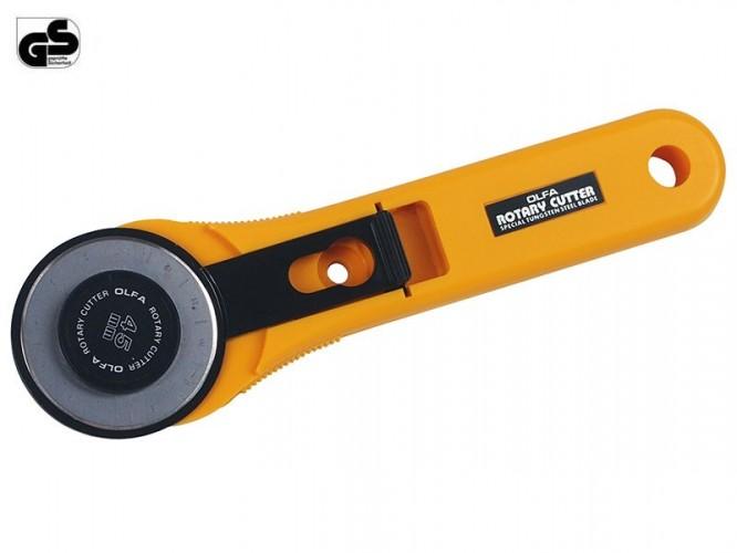 Ротационен макетен нож OLFA RTY-2/G - 45 мм