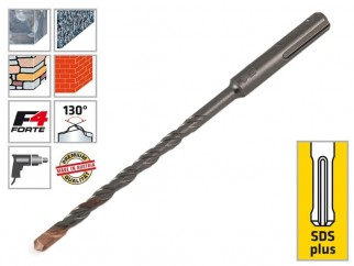 Alpen SDS-plus F4 Forte Hammer Drill Bit - 160 x 100 mm