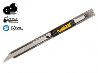 OLFA SAC-1 Stainless Steel Snap-Off Graphics Knife