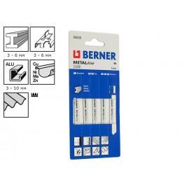 Berner MetalLine 2.0/50 Jigsaw Blades - 5 pc. package