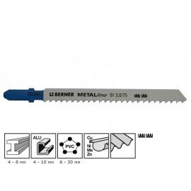 Berner MetalLine BI 3.0/75 Jigsaw Blades
