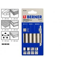 Ножове за зеге за дърво Berner WoodLine BI 1.9/60 R