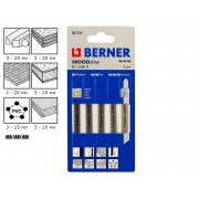 Нож за зеге за дърво Berner WoodLine BI 1.9/60 R - 2396