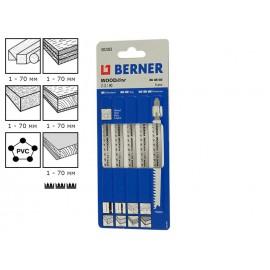 Нож за зеге за дърво Berner WoodLine 2.0 - 3.0/90 - 2363