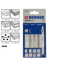 Нож за зеге за дърво Berner WoodLine 2.5/75 - 2369