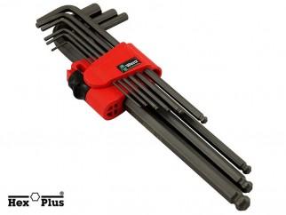 Комплект Г-образни шестостенни ключове Wera 950 PKL/9 BM N