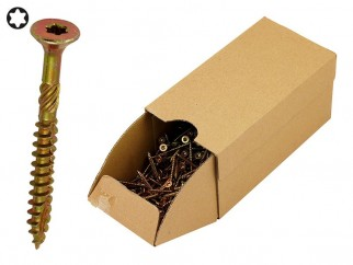 KAMA Turbo Wood Screws - 5.0 mm