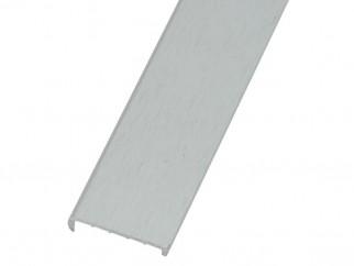 Алуминиев набивен П-образен кант профил за мебели