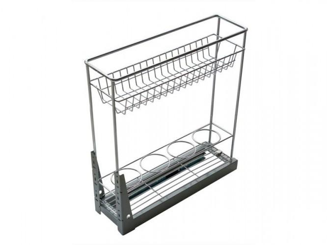Кухненски кош за вграждане в шкаф EMK1