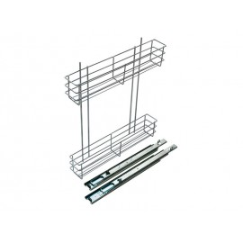 Кухненски кош за вграждане в шкаф KAMA MK-150