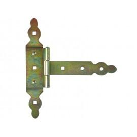 Метална декоративна панта за порти и капаци ZBNO