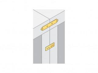 Плоска метална планка LW - 148 х 17 mm