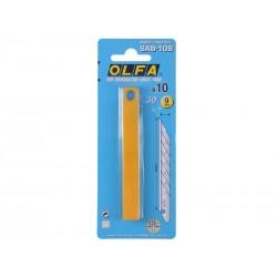 Резци (режещи пластини) за макетни ножове OLFA SAB-10B