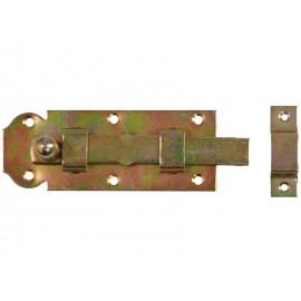 Метално резе с насрещник за дървени порти и капаци DMX W