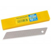 Резервни резци за макетни ножове OLFA LBD - 18 мм, 10 бр.