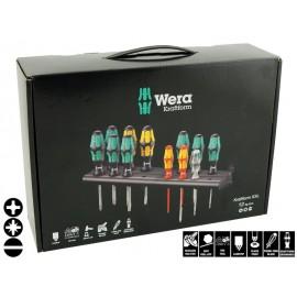 Комплект отвертки Wera Kraftform Plus XXL