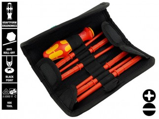 Wera Kraftform Kompakt VDE 60 i/7 Screwdriver Set