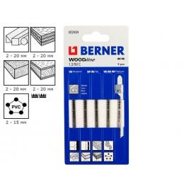 Нож за зеге за дърво Berner WoodLine 1.3/50 C - 2484
