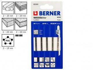 Berner WoodLine 1.3/50 C Jigsaw Blades