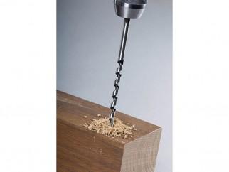 Спираловидно свредло (бургия) за дърво Alpen - Тип Lewis, 8 мм