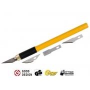 Професионален хоби арт нож (тип скалпел) OLFA AK-4