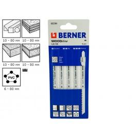 Ножове за зеге за дърво Berner WoodLine 4.0/100 - 2384