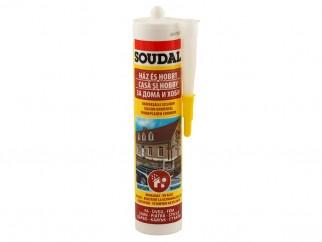 Soudal Universal Sealant - 300 ml, Transparent