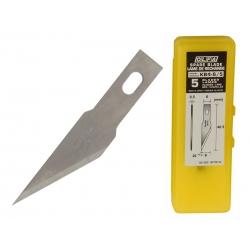 Резци (режещи пластини) за хоби арт ножове OLFA KB4-S/5