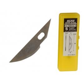 OLFA KB4-R/5 Multipurpose Art Spare Blades