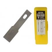 Резервни резци за хоби арт ножове OLFA KB4-F - 5 бр.