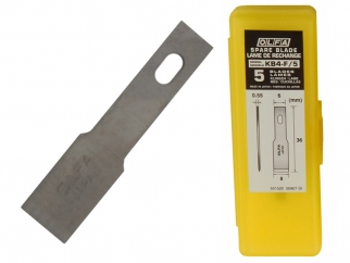 OLFA KB4-F/5 Multipurpose Art Spare Blades