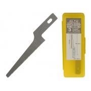 Резервни резци за хоби арт ножове OLFA KB4-NS - 3 бр.