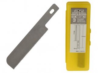 Резци (режещи пластини) за хоби арт ножове OLFA KB4-WS